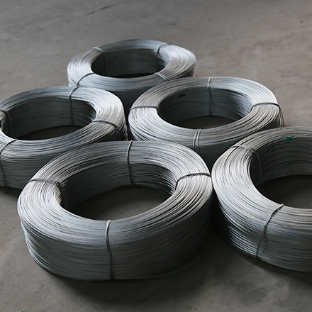 2.8mm Galvanized steel wire rope