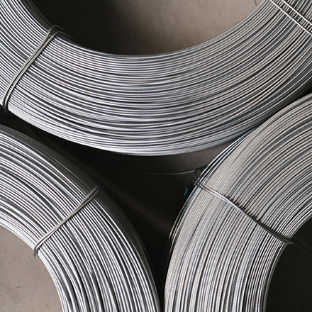 7x19 Stainless wire ropes