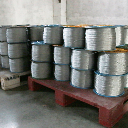 1.3mm Galvanized steel wire rope